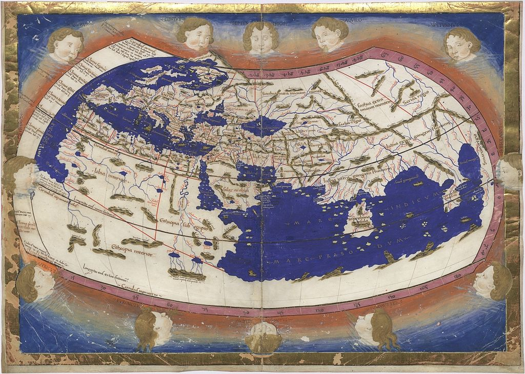 1024px ptolemy_cosmographia_1467_ _world_map
